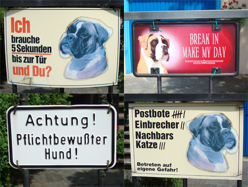 warnungvordemhunde