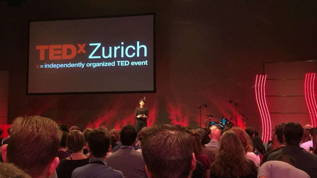 TEDxZurich2014